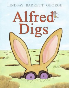 Alfred Digs by Lindsay Barrett George