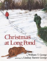Christmas at Long Pond illustrated by Lindsay Barrett George