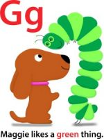 Maggie's ABC: letter G