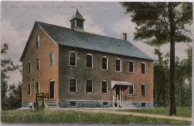 Lindsay''s schoolhouse