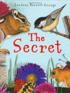 The Secret by Lindsay Barrett George