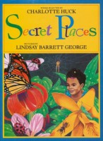 Secret Places illustrated by Lindsay Barrett George